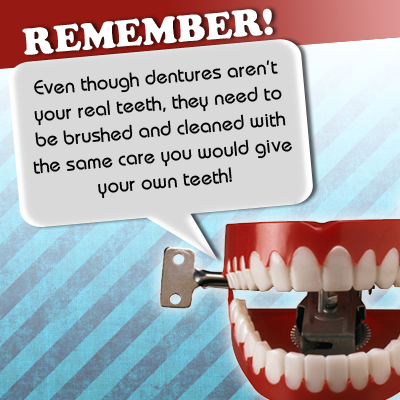 Dentures Should Always Be Treated Like If They Were Your