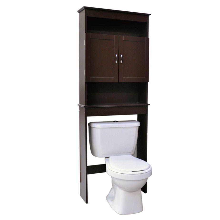 Mueble Organizador Chocolate Muebles De Ba Os Homecenter Com Co  # Muebles De Bano Wc