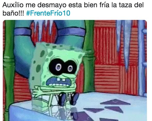 15 Helados Memes Que Nos Dejo La Llegada Del Frente Frio 10 A Mexico Memes De Frio Memes De Lluvia Memes