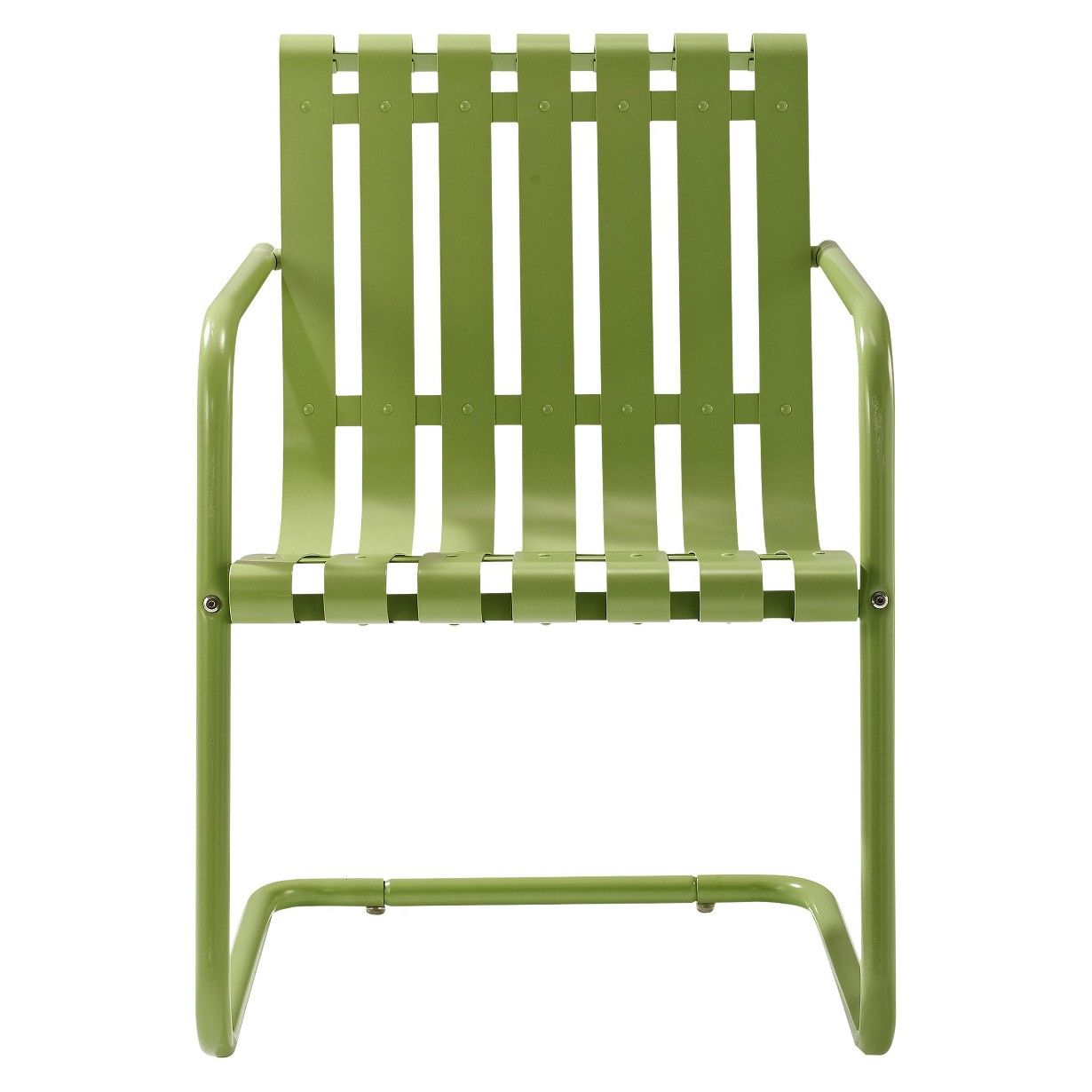 Gracie Metal Retro Patio Spring Chair Target Lounge Chair Outdoor Patio Chairs On Sale Contemporary Outdoor Lounge Chairs