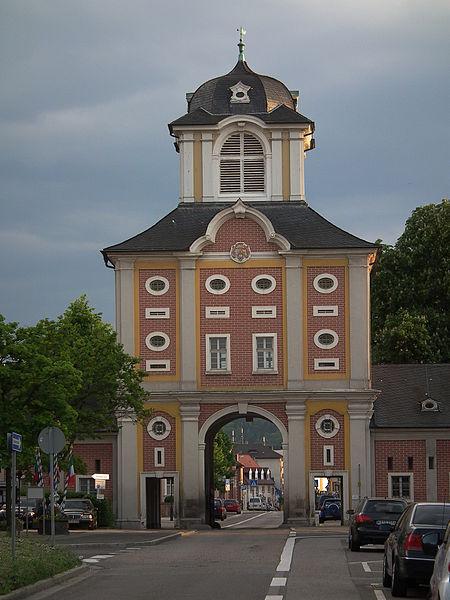 Schloss Bruchsal. Karlsruhe, BadenWürttemberg, Germany