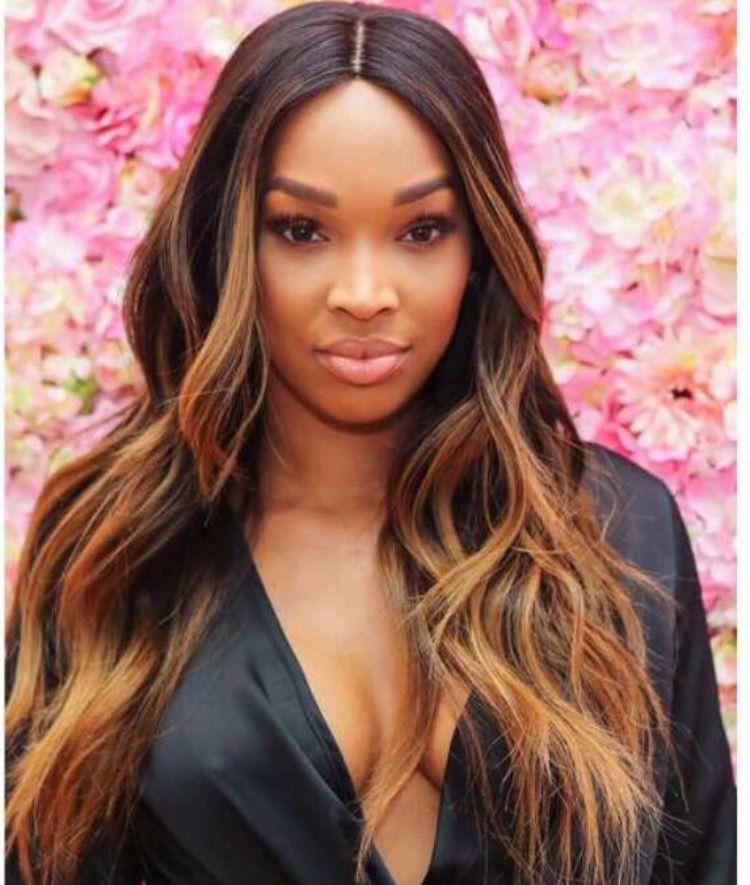 Malika Haqq Hair Pinterest Ebony Beauty