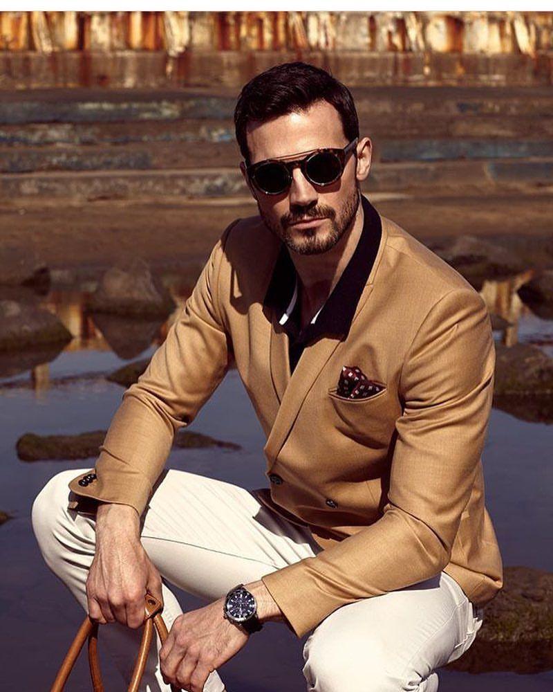 adam cowie mens fashion male model good looking