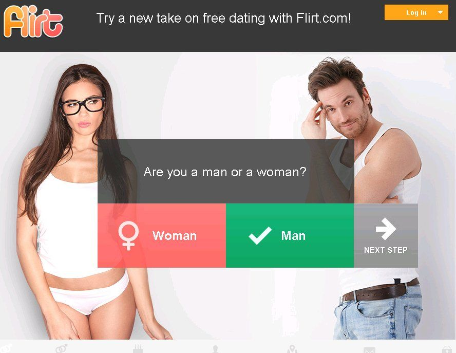 free flirting chat rooms