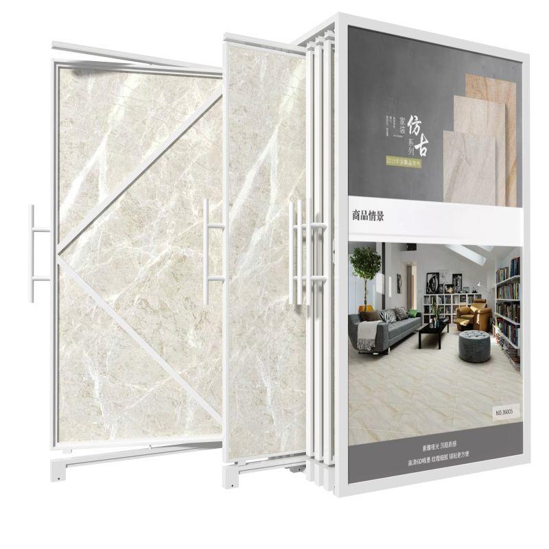 110 ceramic tile display rack stand