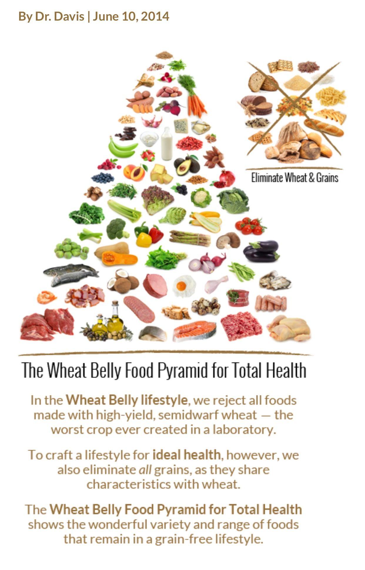 Pin by Robin McDonald on Wheat Belly Diet (Gluten Free) | Pinterest ...