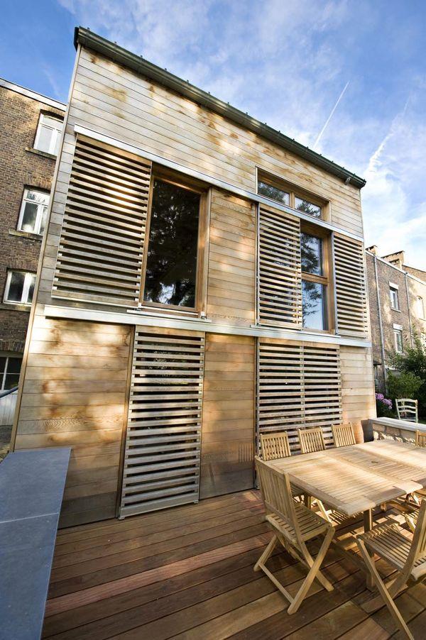 wwwarchitecture-boisbe  Annexe en bois Idées pour la maison - prix pour extension maison