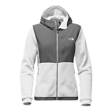 the north face women s denali 2 hoodie fleece jacket products rh pinterest com
