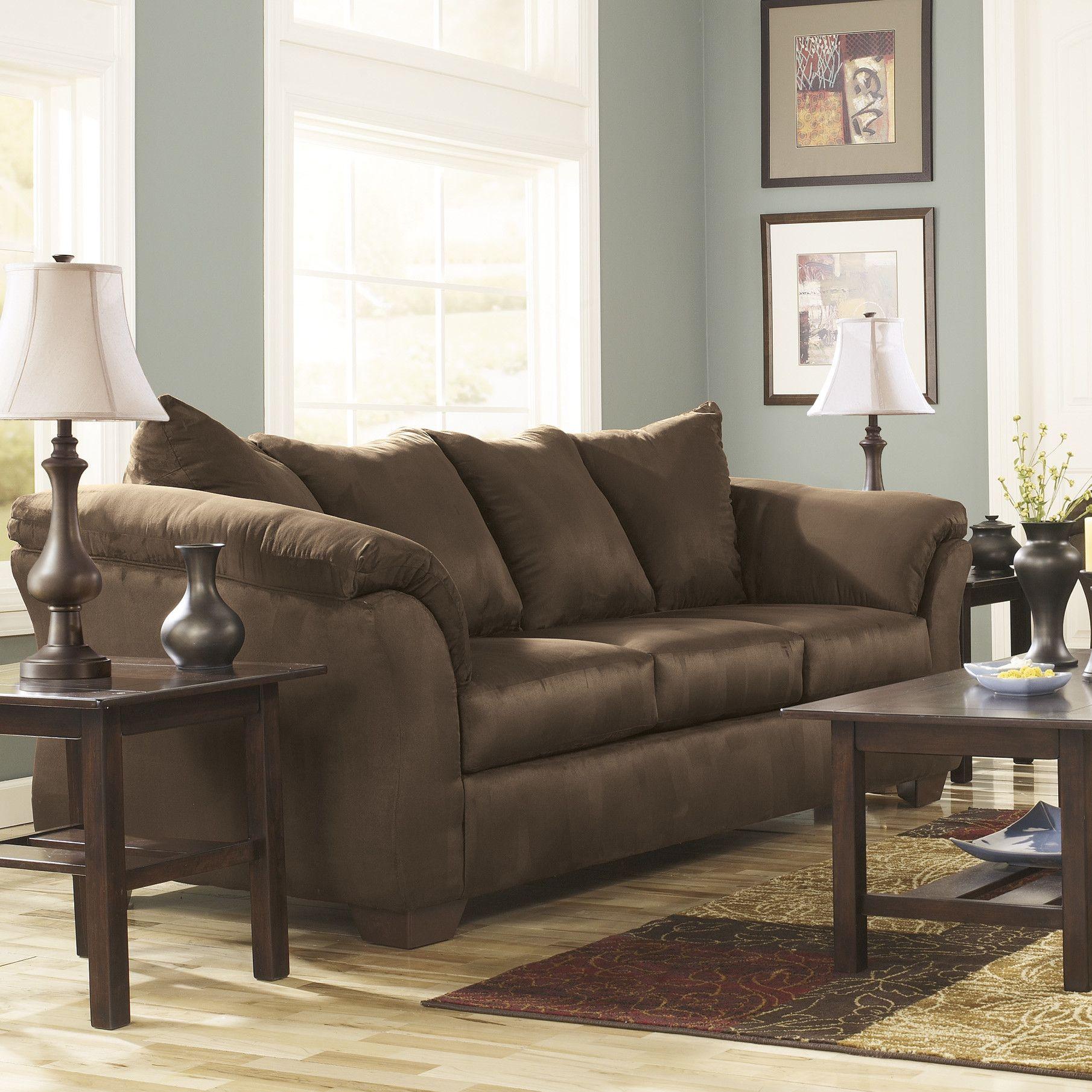 Huntsville Sofa by Alcott Hill Furniture