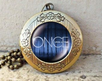 OUAT and Necklaces on Pinterest