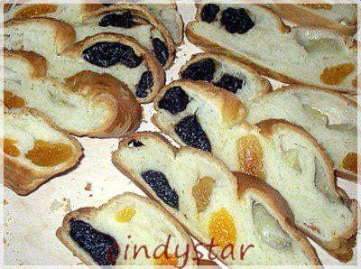 Pane alla frutta - Fruit Bread