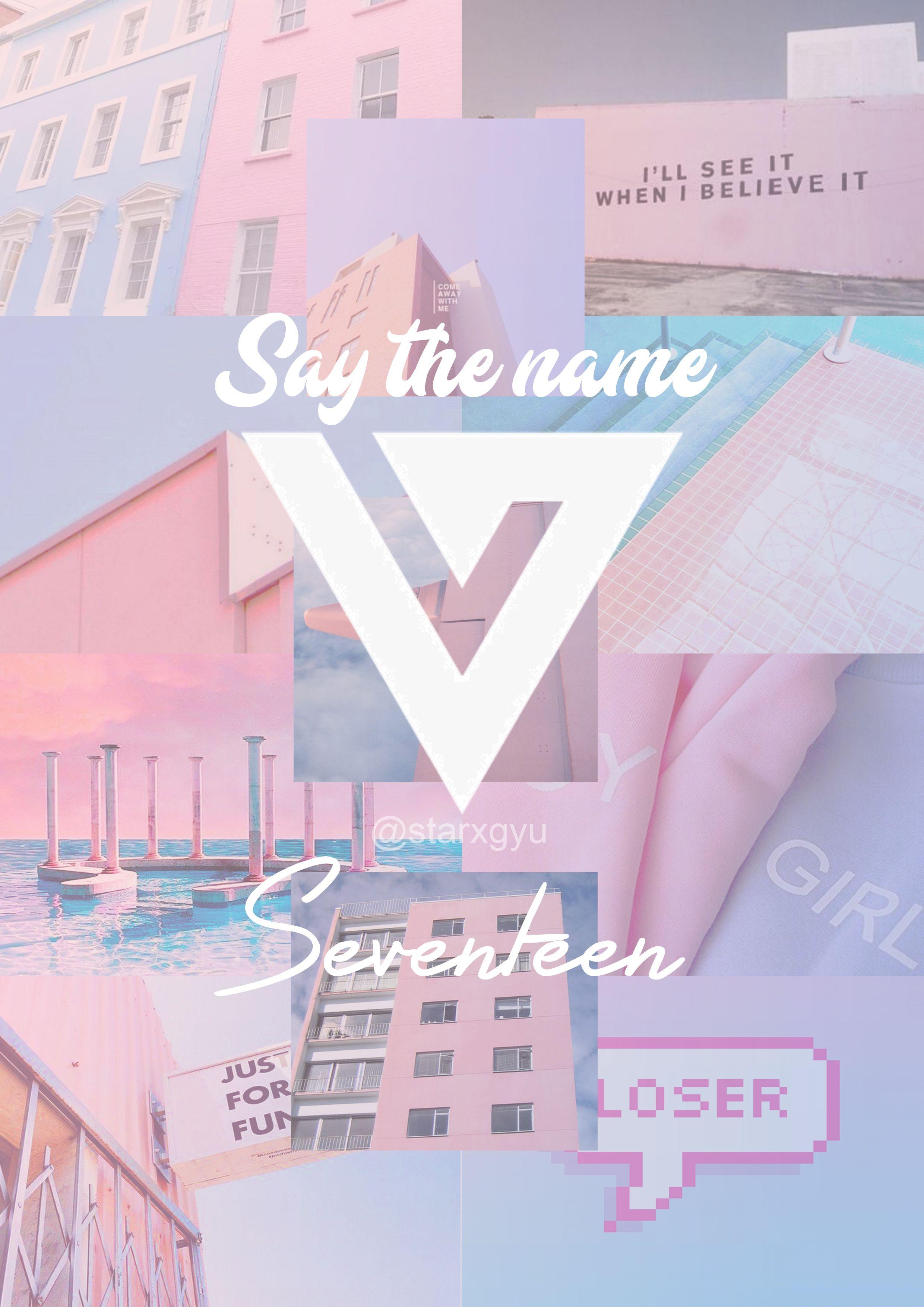 Seventeen Seventeen Seventeen Album Seventeen Wallpapers Aesthetic seventeen kpop wallpaper hd