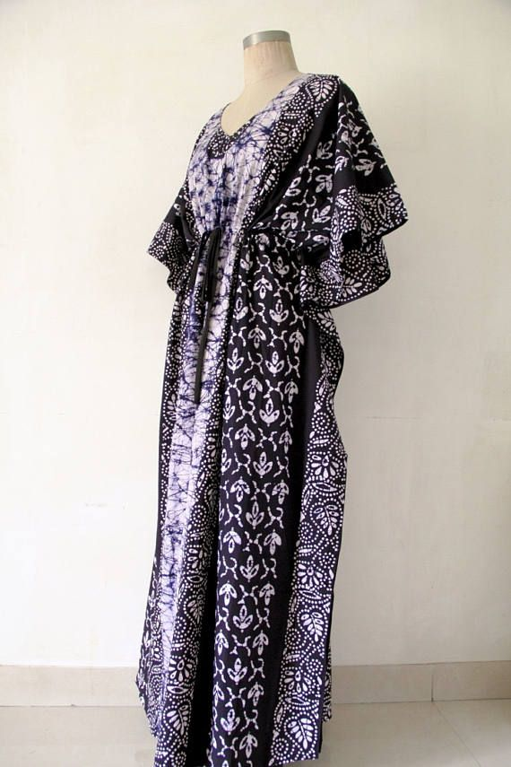 Indian Vintage Kaftan Floral Cotton Kaftan Plus Size Kaftan for Women Dresses Kaftan Long Dress stylish kaftan dress Evening dress#KAFTAN 53