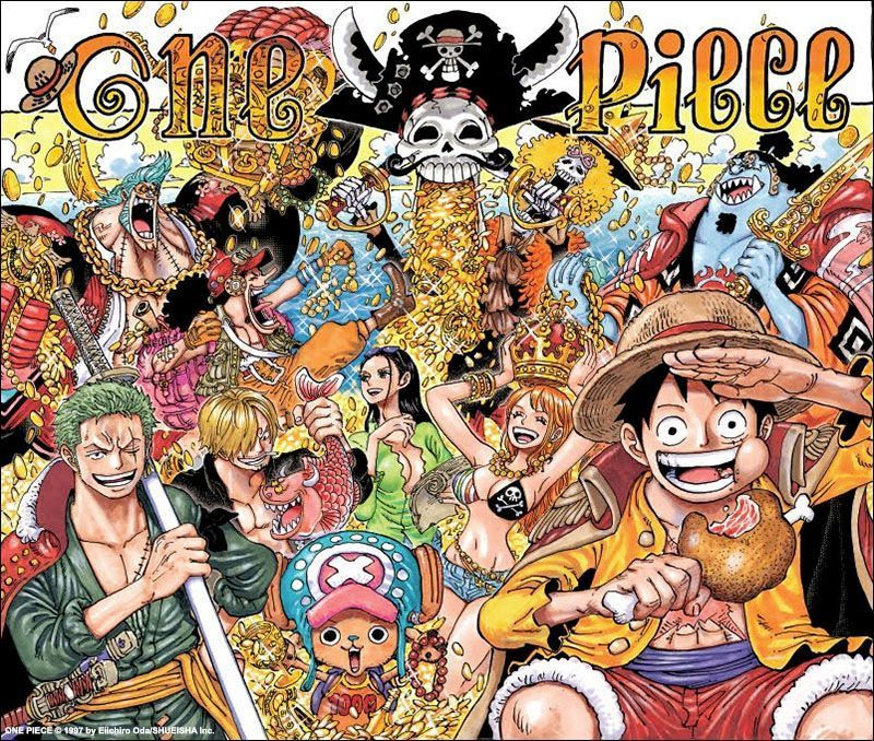 Shonen Jump On Twitter In 2021 One Piece Manga One Piece Drawing One Piece Chapter