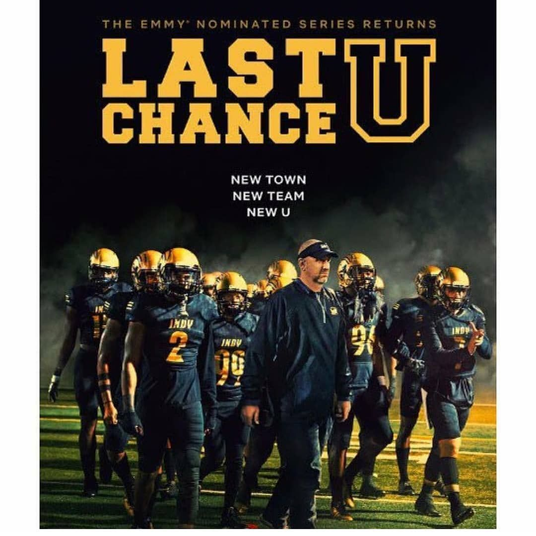 Last Chance U Season 3 Out Now On Netflix Its A Must