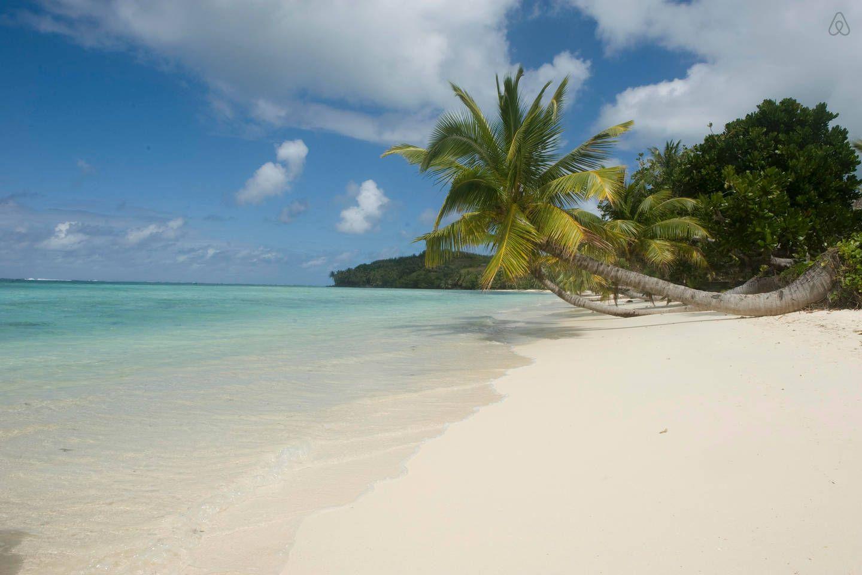 On paradise island ile aux nattes in toamasina paradise