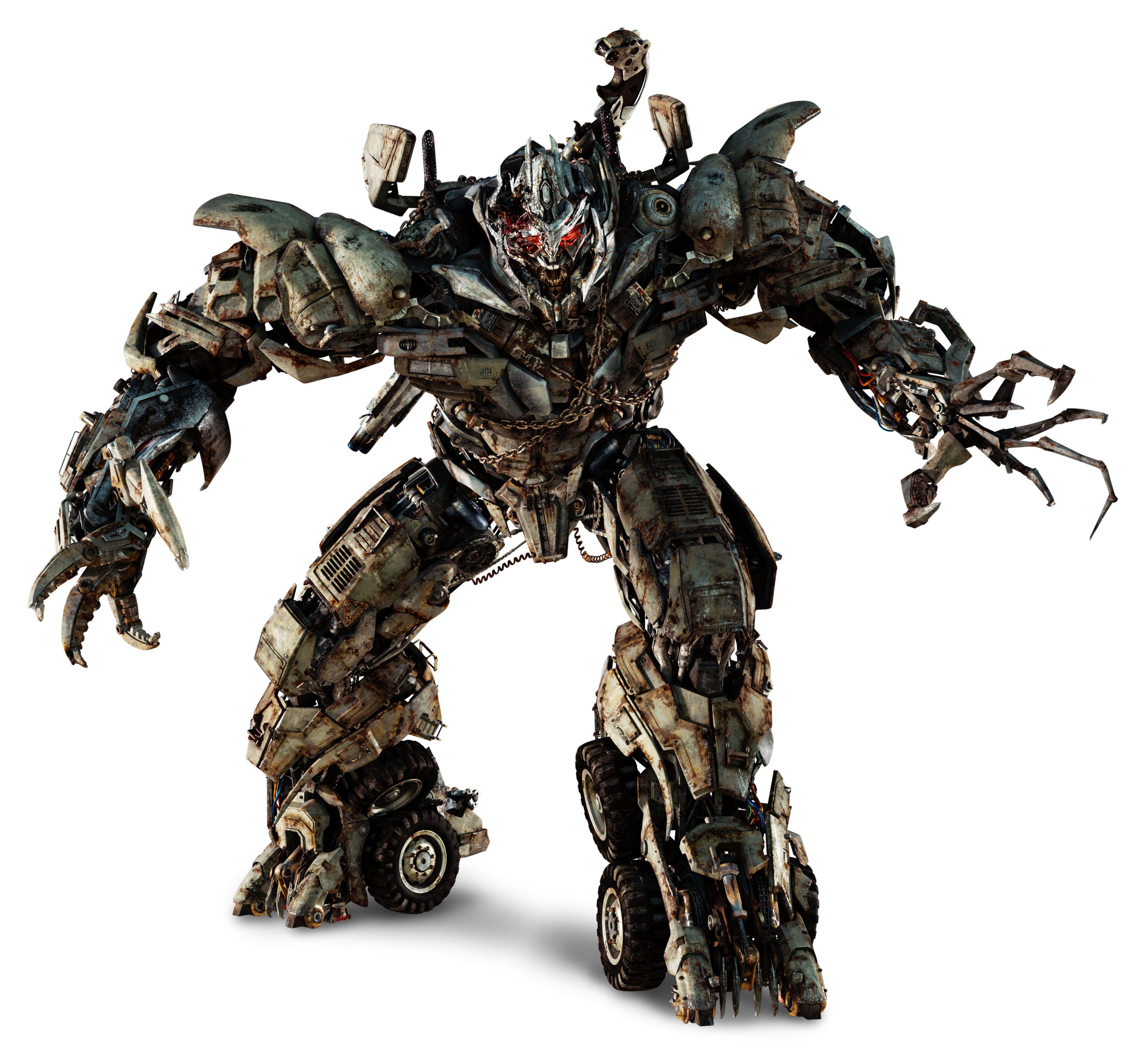 Megatron Transformers Dark Of The Moon Transformers Movie