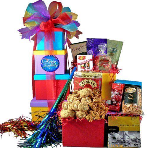 Art Of Appreciation Gift Baskets Happy Birthday Surprise