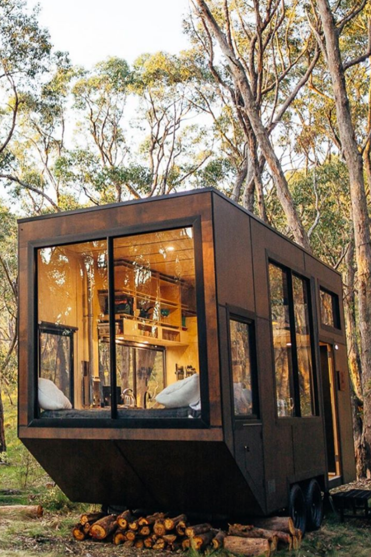 45 Genius Ideas For Your Tiny House Project House Topics Container House Shipping Container Homes Container House Design