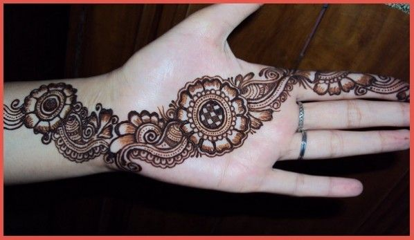 Bridal Mehndi Design Book : Mehandi designs projects to try