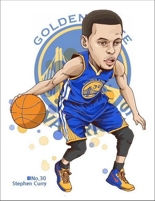 5.99 - 113 Stephen Curry - Golden State Warriors Nba Basketball Mvp  14