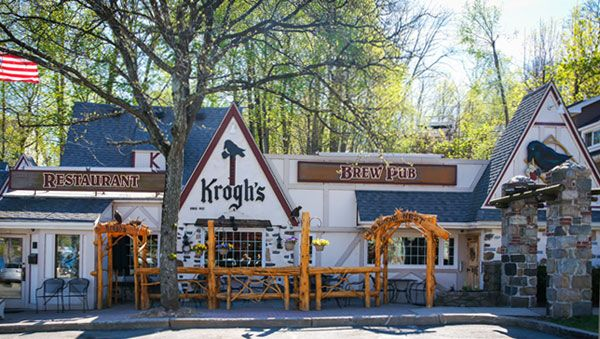 Welcome to Krogh's Restaurant & Brew Pub! | Brew pub, Restaurant ...