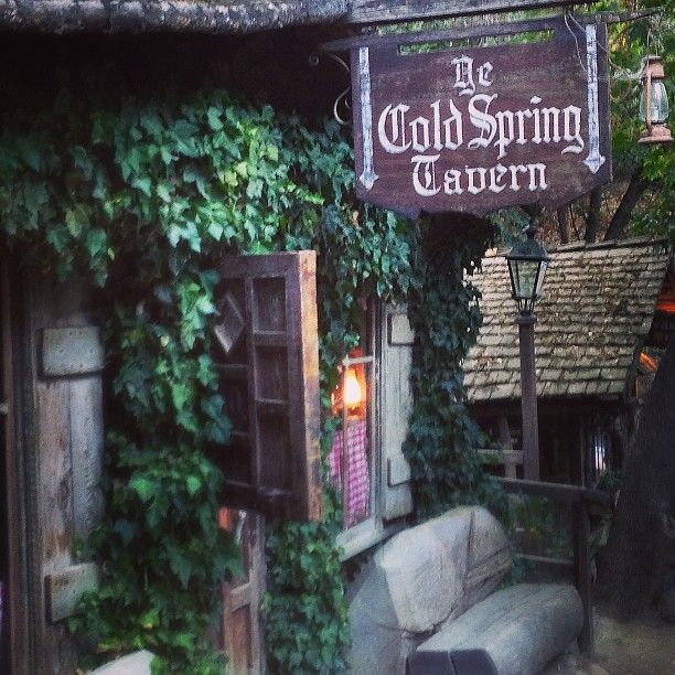 When In Santa Barbara A Visit To The Cold Spring Tavern