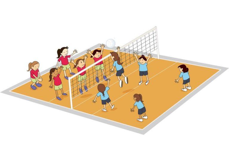 Contoh Soal Bola Voli Pilihan Ganda Dan Kunci Jawaban Bola Voli Pendidikan Jasmani Pendidikan