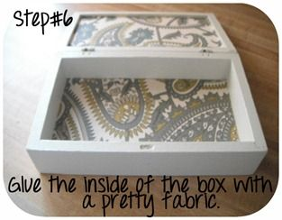 Upcycle Jewelry Box