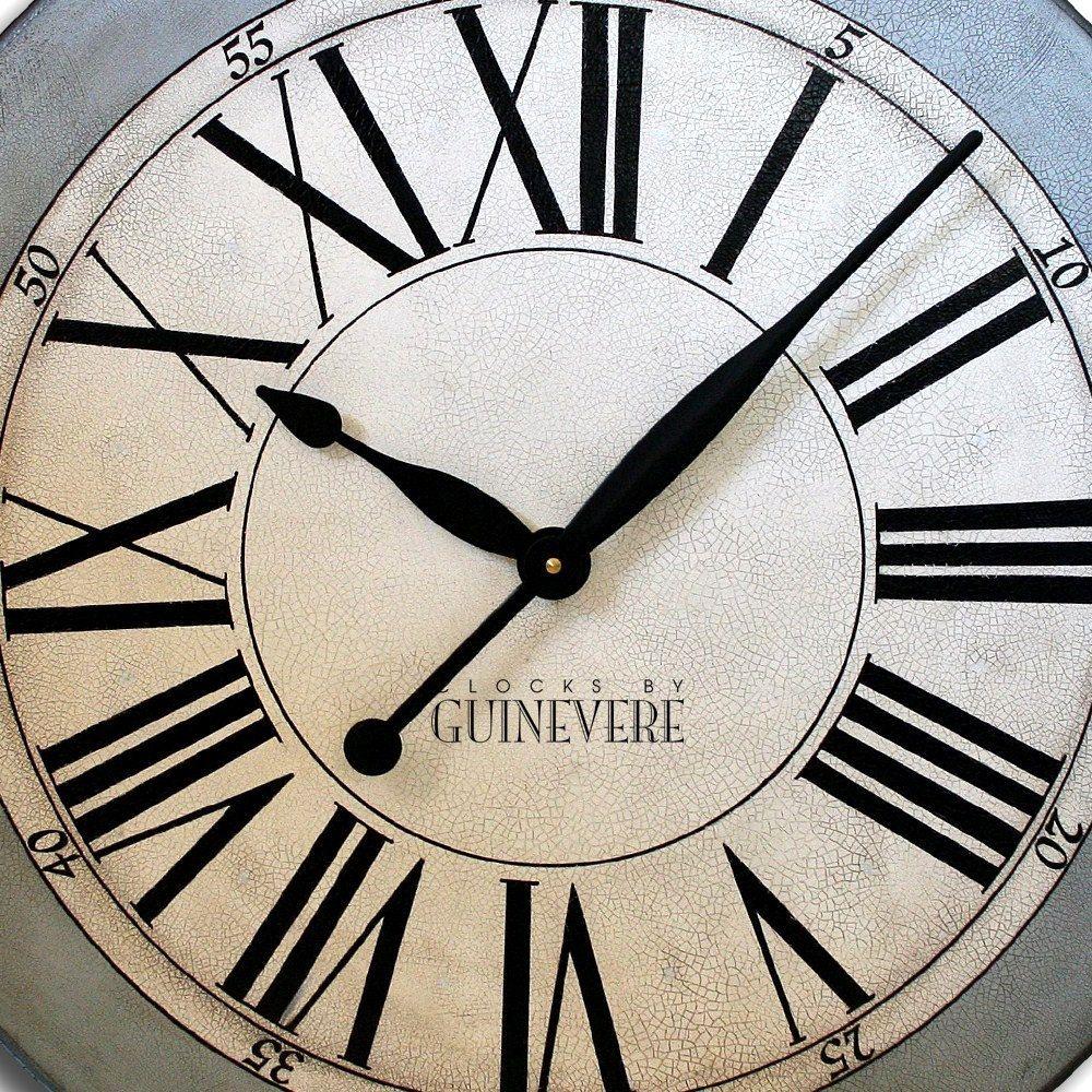 Large wall clock kitchen pinterest wall clocks clocks and walls