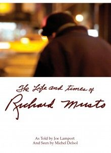 """Life And Times Of Richard Musto by Joe Lamport #bookreview """"This will be a book I read again…and again."""" @Vicki Summers Newell @Michel Delsol"""