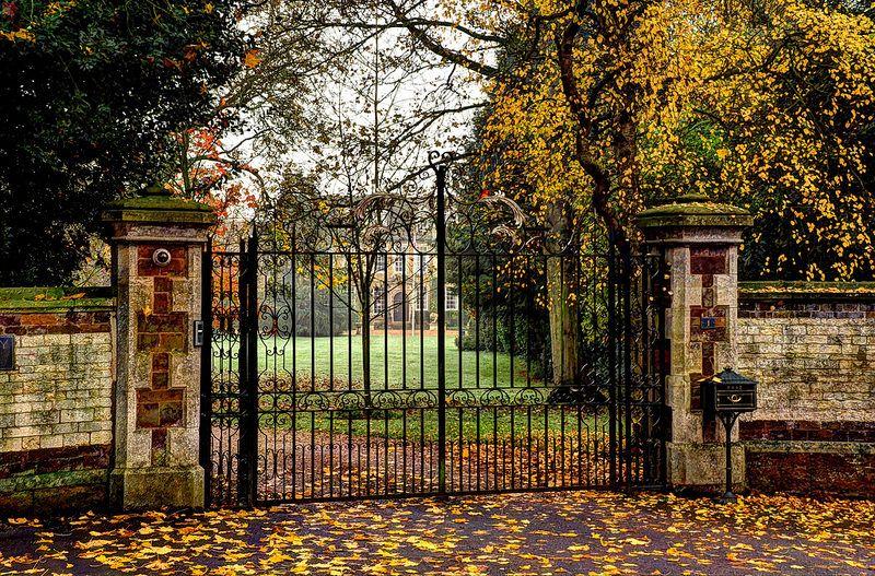 Orlingbury Hall, Northamptonshire