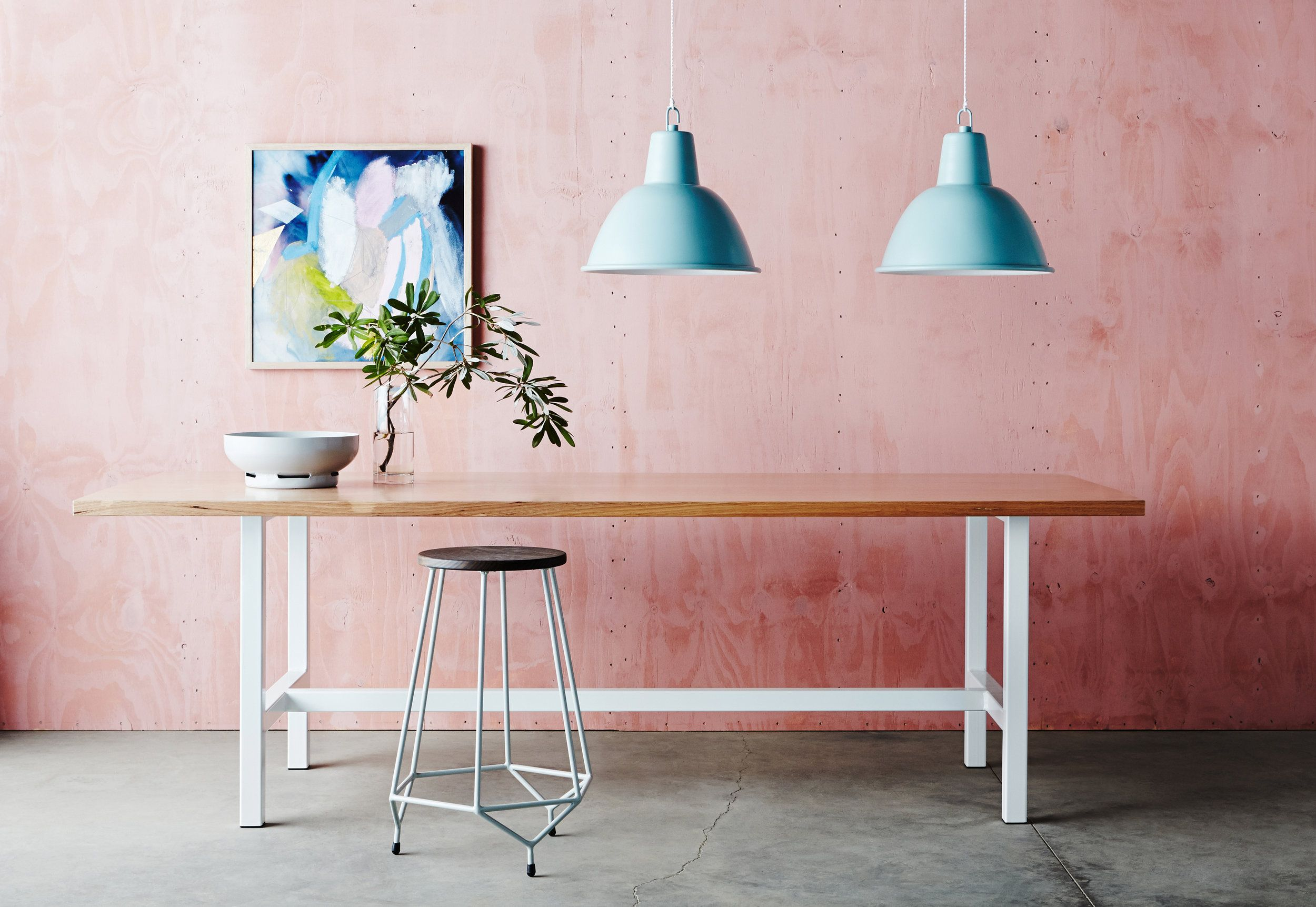 O'Brien is an photographer of Melbourne interiors