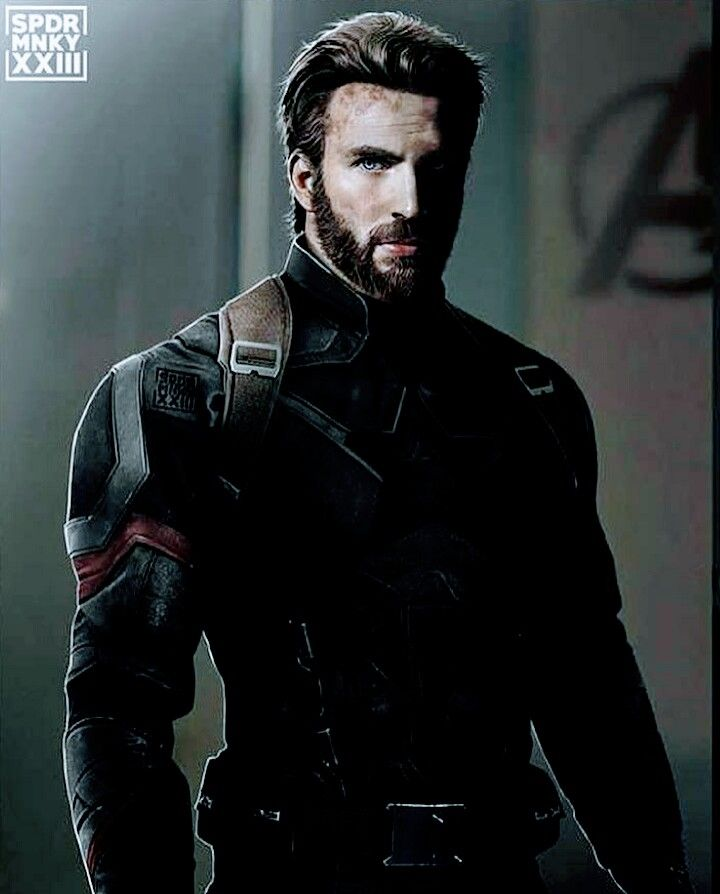 Captain America Infinity War   Cap, Captain, Nomad ...