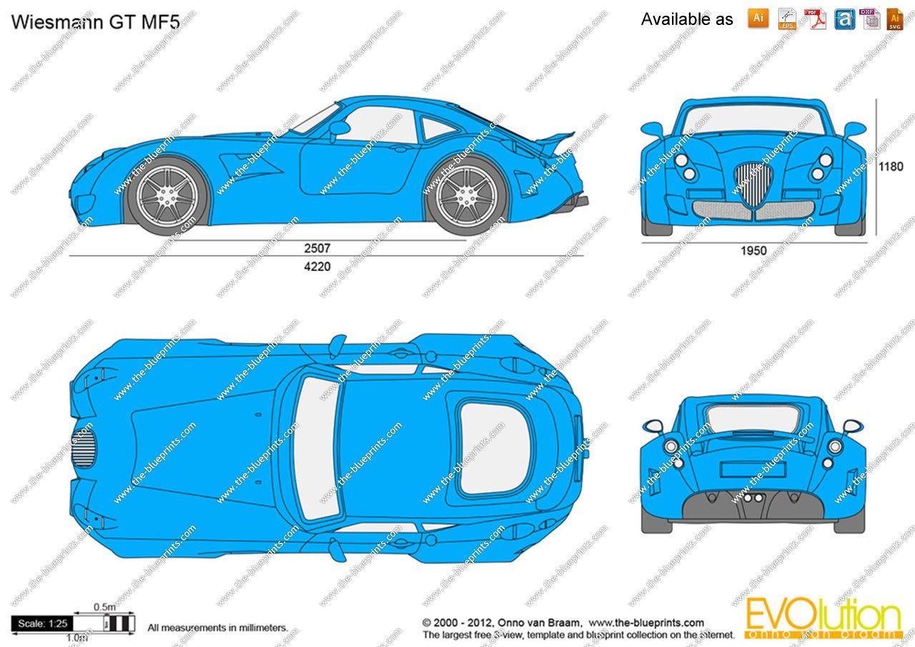 mustang blueprint - Google Search | point-nokta | Pinterest ...
