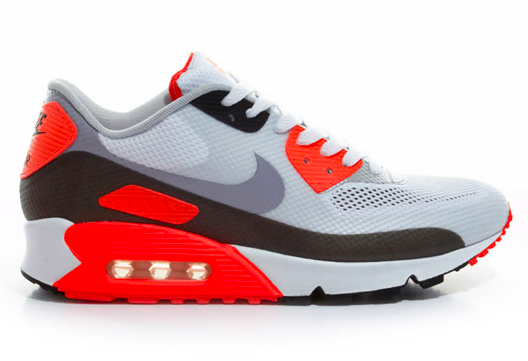 nike air max 90 hyperfuse red buy now icon