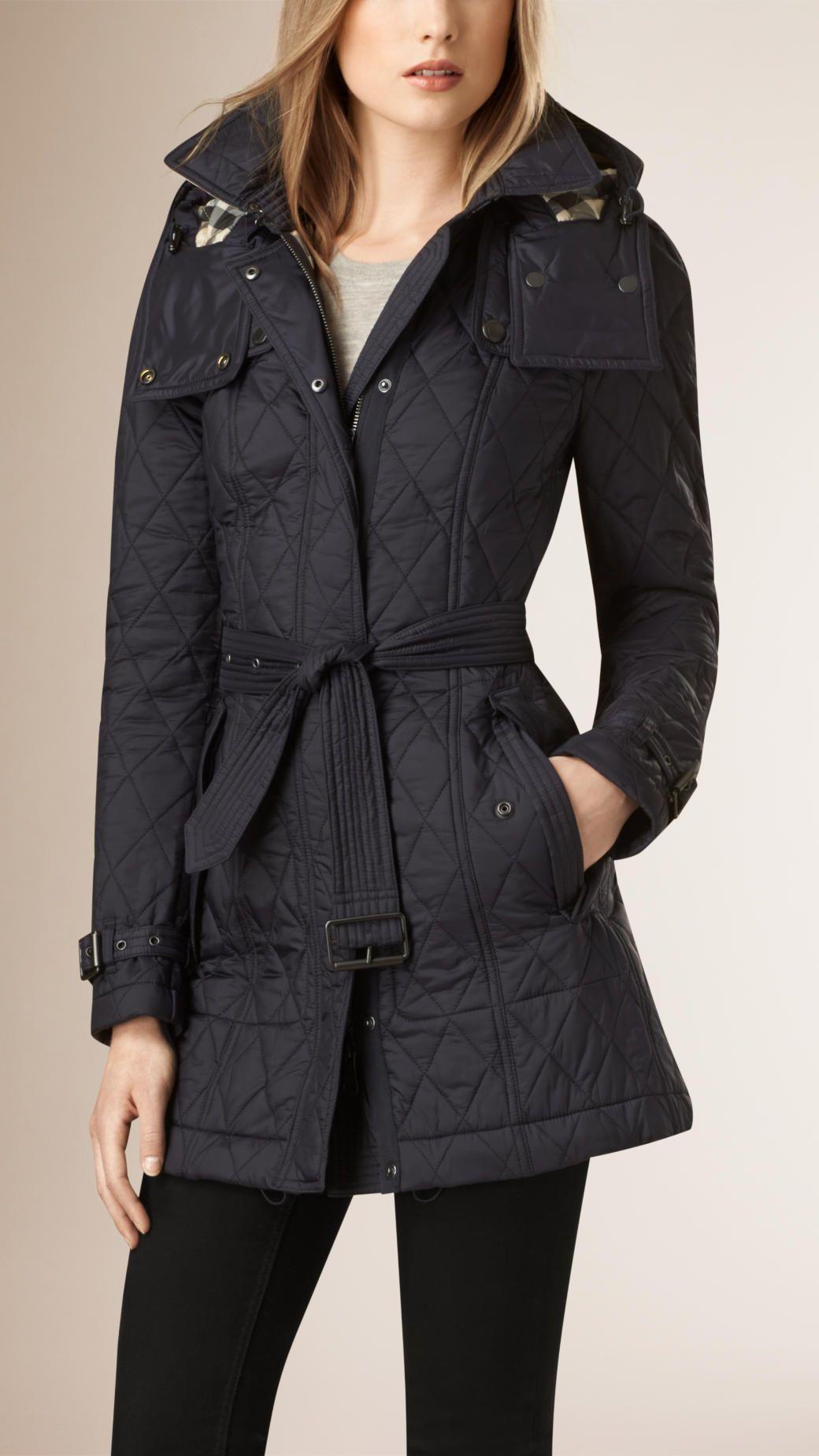 Pour Pour Куртки Doudounes Matelassées amp; Burberry Femme Vestes Bnqzax8