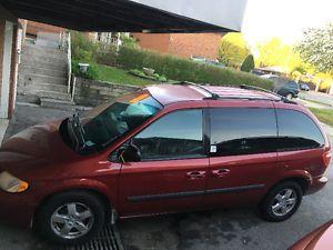 2007 Dodge Caravan Minivan Van Dodge Caravan Minivan 2007