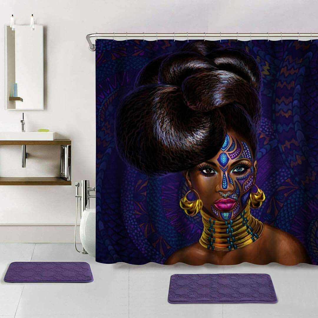 Pin By Toni Preston On Bathroom Decorating Ideas African Shower