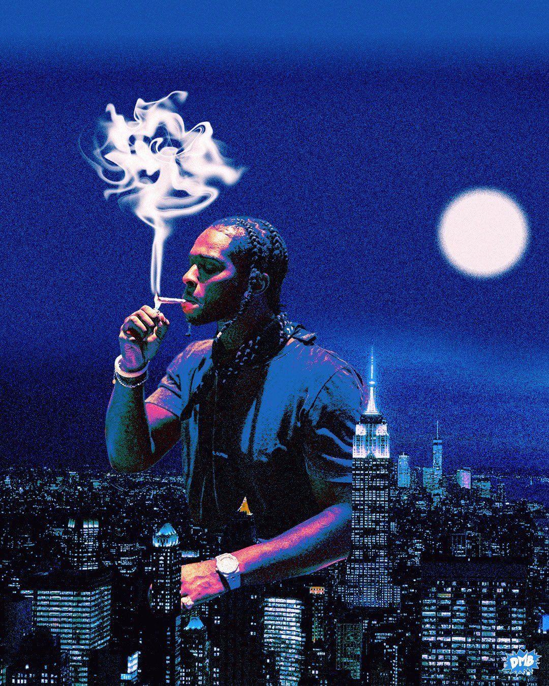 Smoke Trippy Aesthetic : smoke, trippy, aesthetic, R.I.P, Smoke