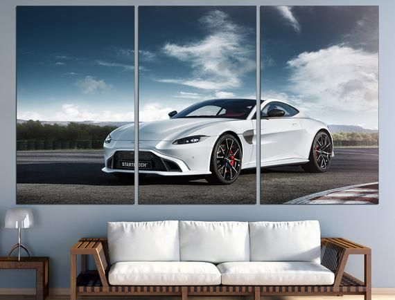 Aston Martin Canvas Supercar Wall Art Aston Martin Print Canvas Wall Art Set Aston Martin Poster Automotive Art********************************************************************************************Welcome to our shop! Below you will find a lot of useful information about our products. All our sizing is displayed per entire set, when all panels are combined, without spacing included.Ready to hang: Comes already stretched on pinewood Frame with hanging hardware at the back, no additional fra