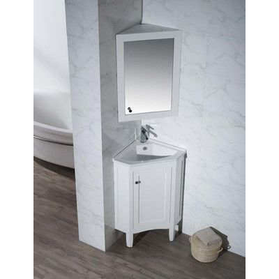 dcor design argo 25 single bathroom vanity set in 2019 products rh pinterest co uk