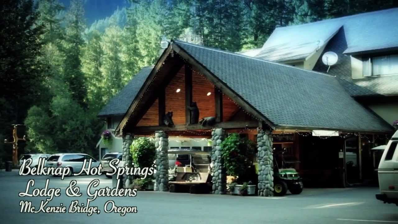 YouTube Hot springs, Spring resort, Oregon