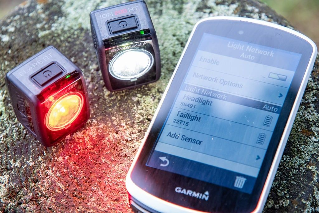 Bontrager Flare Rt Ion 200 Rt Connected Bike Lights In Depth