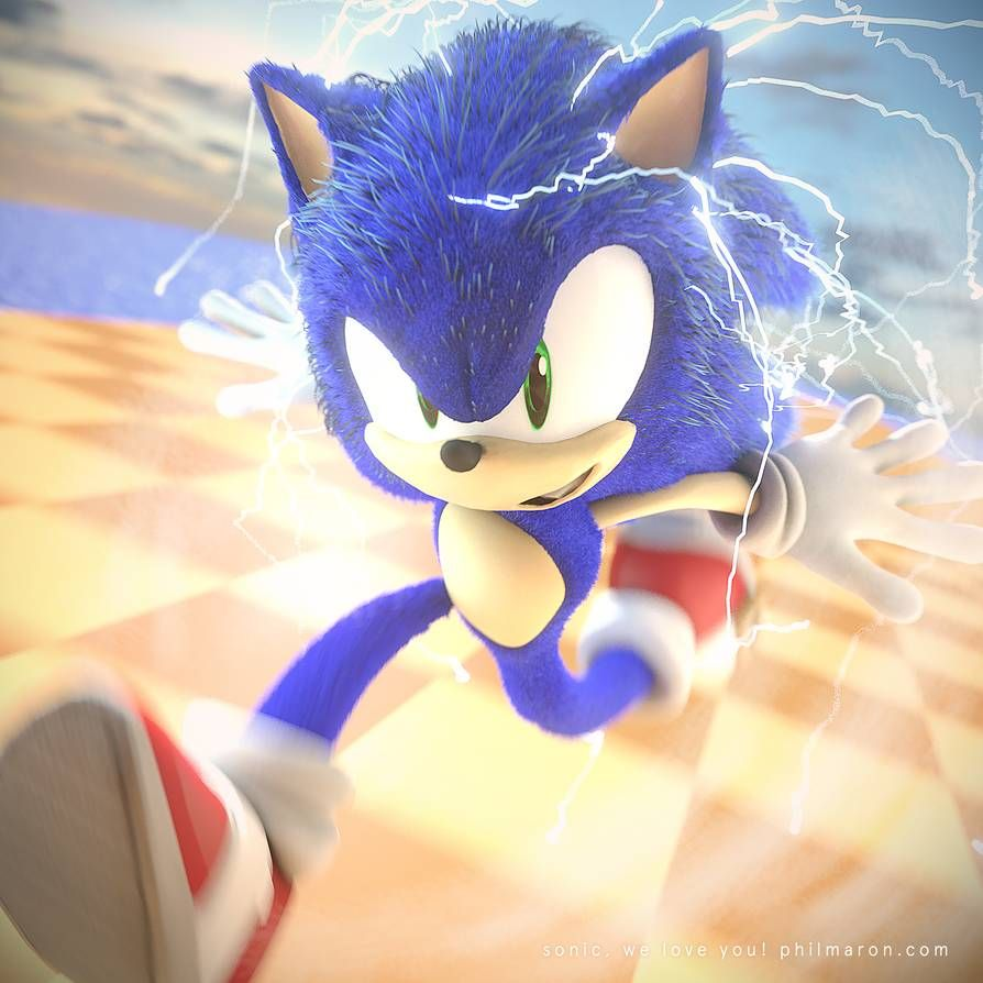 Realistic Sonic The Hedgehog Movie Trailer React By Artmanphil On Deviantart Sonic Sonic The Hedgehog Hedgehog Movie