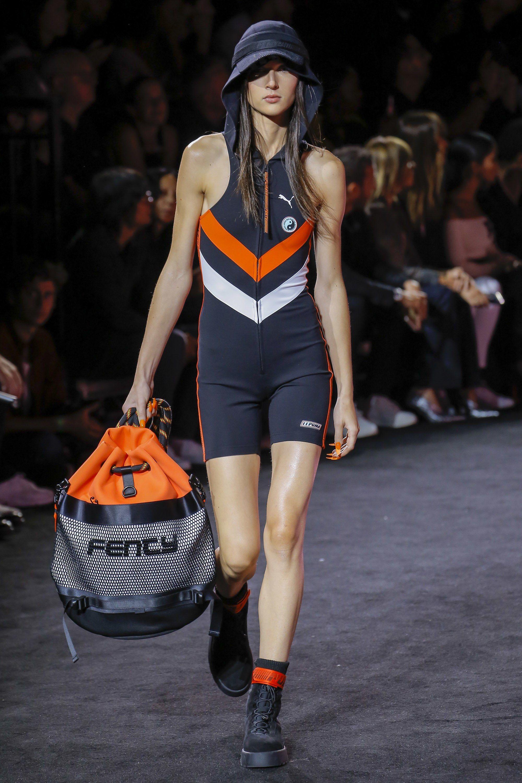 Fenty x Puma Spring 2018 ReadytoWear Fashion Show