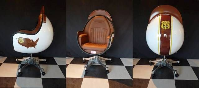 fauteuil casque bol concept 4h10.com