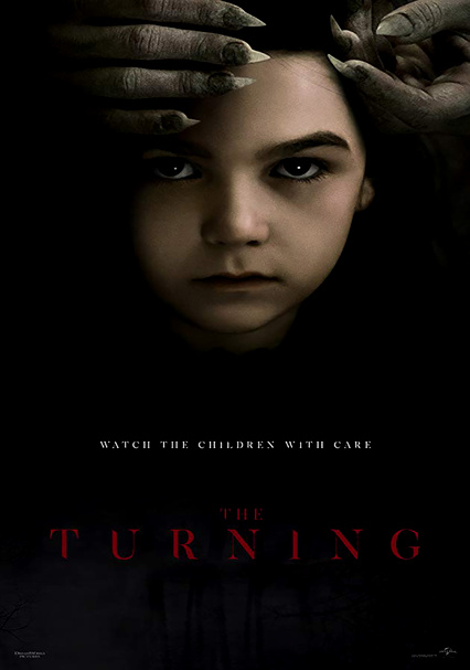 S The Turning 2020 For Rent On Dvd And Blu Ray Dvd Netflix In