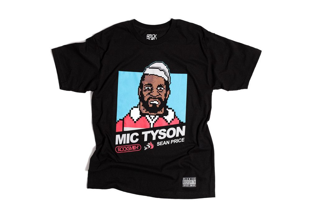 Rocksmith x Duck Down Music : Sean Price Tee in Black (Limited Edition)