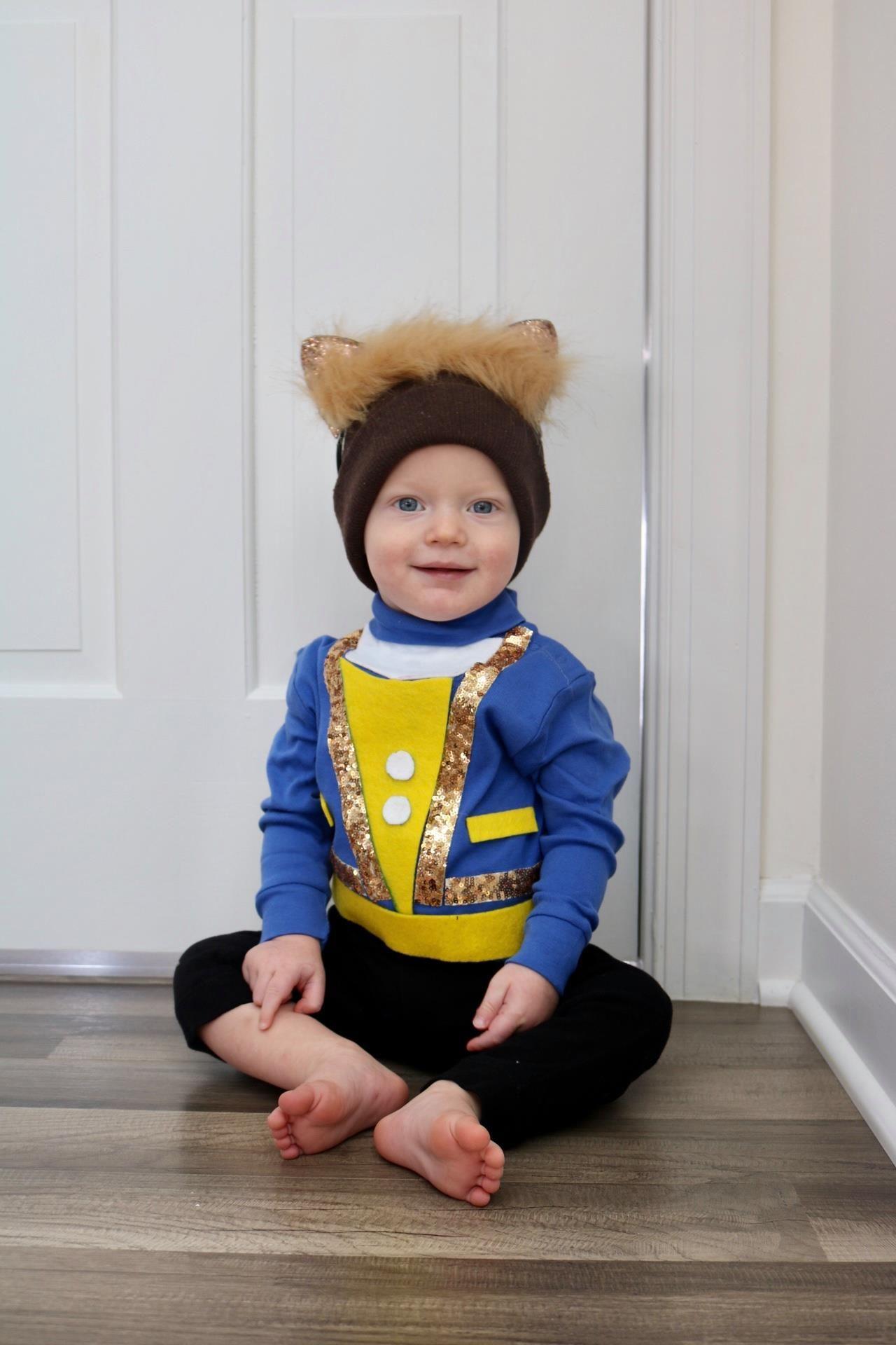 The BEAST Halloween Costume Halloween costumes, Baby
